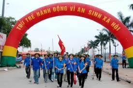 Những hoạt động trong tháng thanh niên tại thành phố Hồ Chí Minh