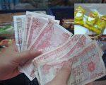 Chiêu đối phó khi siêu thị trả tiền lẻ bằng kẹo3